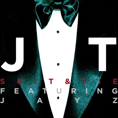 Suit & Tie (single artwork)
